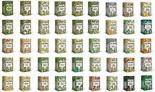 Heath And & Heather Herbal Organic Teas Tea Sachets - Choose From 45+ Flavours