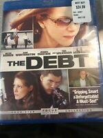 The Debt (Blu-ray Disc, 2011)