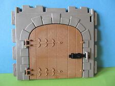Playmobil Tor groß Scheune mit Türriegel Ritterburg Steck 3667 3450 3667 3666