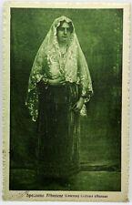 Cartolina Formato Piccolo - Spezzano Albanese Cosenza - Costume Albanese Viagg