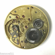 Movimiento ZENITH 2067312 Original SWISS completo funciona con dial