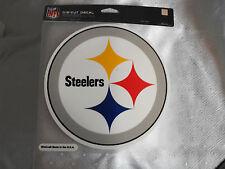 Pittsburgh Steelers Full Color Die-Cut Decal