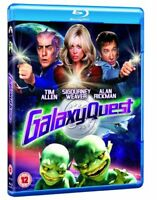 Galaxy Quest [Blu-ray] [Region Free] [DVD][Region 2]