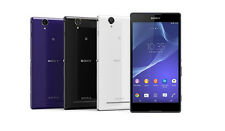 "Sony Xperia T2 Ultra 6.0"" TouchScreen Quad Core 1gb Ram 8gb Rom 13mp Wifi"
