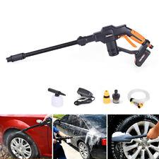 12v Hydroshot Cordless Pressure Car Washer Gun Kit Electric Car Washing Cleaner