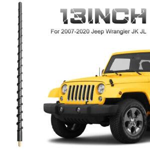 ORIGINALE road star 24cm antenna Auto Antenna Auto Jeep Wrangler 1 2 3 #