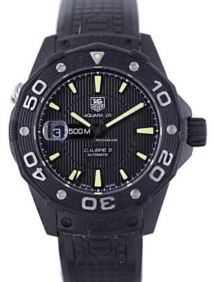 Tag Heuer Aquaracer 500M Automatic Limited Edition Men's