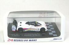 Peugeot 905 EVO 1 No. Winner LeMans 1992