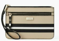 Kate Spade Tinie Shore Street Striped Wristlet WLRU5505 Wallet NWT $129 MSRP FS