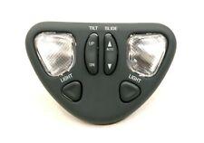 NEW OEM Ford Overhead Reading Lamp & Sunroof Switch F6DZ-13776-AC Taurus 1996-97