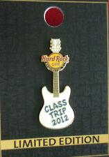 HRC Hard Rock Cafe Washington Class Trip 2012 Guitar LE750 NEW