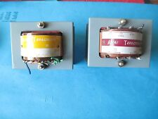 VINTAGE PAIR OF AKAI TERECORDER TRANSFORMERS. TESTED WORKING.