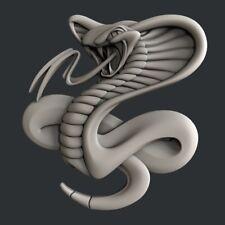 3d STL models for CNC, Artcam, Aspire, relief  cobra