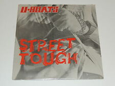 U-BOATS street tough Lp RECORD THE U BOATS PUNK ROCK SEALED RARE