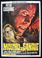 M240 Manifesto 4F Monster Von Blut, Blood Beast Terror Peter Cushing Horror 68