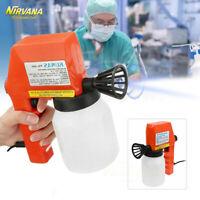 600ML Disinfection Atomization Sprayer Sterilization Electric Spray Gun EU/US