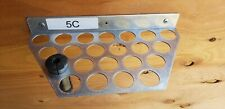 5c Collets Rack Holder Made In Usa