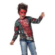 SALE Kinder-Kostüm Shirt Zombie, Gr. 140-152 Zombiekostüm