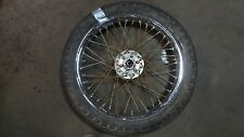 1975 Honda CB750 Four F Super Sport SS H883' front wheel rim 19in