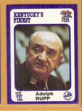 Kentucky Wildcats 1988 Collegiate Collection 201-269 Adolph Rupp Dan Issel