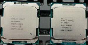 2x Intel Xeon E5-2680 V4  14-CORE 2.40GHz 35MB L3 CACHE 120W SR2N7 CPU Processor