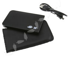 Hard Disk Drive Enclosure USB 2.0 2.5″ External SATA HDD Case Caddy Box