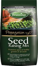 Brunnings Seed Raising Mix - 5L -  Promotes quick & healthy growth of all seeds