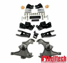 Belltech 97-00 Silverado C3500/C2500 3/4 Drop Lowering Kit 716