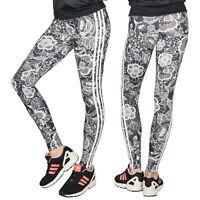 Adidas Originals x Farm Firebird Trefoil Women's Leggings Pants Bottoms BJ8397