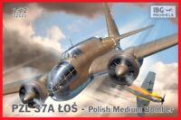 PZL-37 A LOS - POLNISHER BOMBER (POLNISCHE MARKIERUNG) #72512 1/72 IBG NEUHEIT