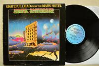 GRATEFUL DEAD From The Mars Hotel GD-102 1st pr. PROMO Vinyl Record LP 1974 VG+
