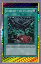 Ténébres Absorbantes ORCS-FR059 Magie Normale=>Ténèbres Bannissement+Ajout