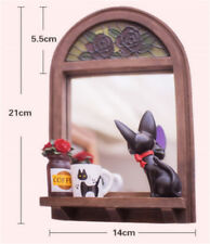 Benelic Studio Ghibli Cat Kiki's Delivery Service Mirror Jiji Gift Decoration