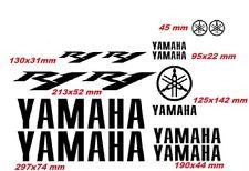 kit adesivi per moto scooter yamaha R1  R6 fazer colori a scelta spediz gratuita