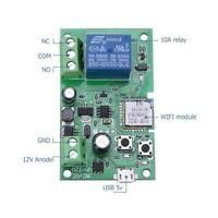 Sonoff DC5V 12V 24V 32V Wireless WiFi Smart Switch Inching/Self-Locking Module