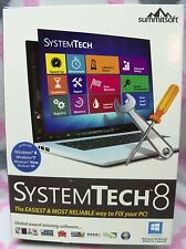 System Tech 8 Software Disc Download SystemTech 8 PC Fix Office depot Max USA