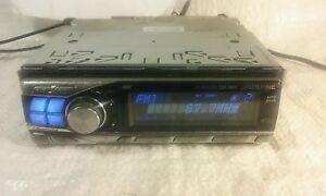 Alpine CDA 9851 CD Player In Dash Receiver