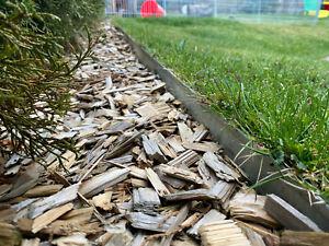 Rasenkanten feuerverzinktes Stahlblech H 240 mm