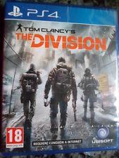 Tom Clancy's The Division PS4 Nuevo precintado Shooter aventura en castellano..