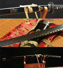 KILL BILL SWORDS BRIDE'S 1095 CARBON STEEL CLAY TEMPERED BLADE VERY SHARP