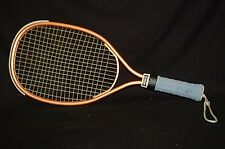 Old Vintage Ektelon Flex Racquetball Racket Sports Tool Copper Colored
