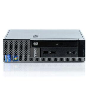 Dell Optiplex 7010 USFF Intel Core i5-3470S 2.9GHz 4GB 320GB Windows 7 Prof