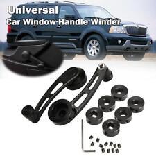 Universal Left Right Window Crank Cranks Winder Door Handle Black Aluminum CNC