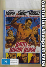 Battle At Bloody Beach DVD NEW, FREE POSTAGE WITHIN AUSTRALIA REGION ALL