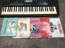 Yamaha PSR-320 Key Portable Digital Keyboard, Works Great