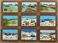 9 Seasons by Christine Graf