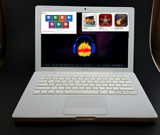 FULLY LOADED Apple Macbook 13 A1181 2.0GHz 4GB RAM 120GB W/office, GarageBand