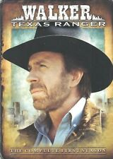 WALKER: TEXAS RANGER The Complete First Season (DVD 2006 7-Disc Set) (G1)