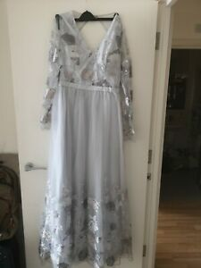 Chi Chi London Party Dress Size 14