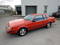 1983 TOYOTA CELICA 2.0ST RA61R Coupe ~ Genuine 20537 Miles